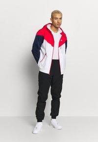 Nike Sportswear - Windbreaker - white/university red/midnight navy - 1
