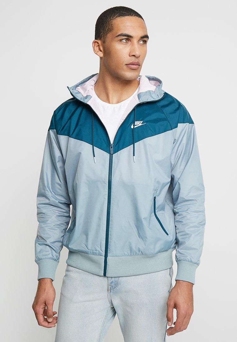 Nike Sportswear - Tunn jacka - aviator grey/nightshade/white