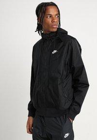 Nike Sportswear - Wiatrówka - black - 0