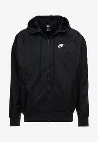 Nike Sportswear - Wiatrówka - black - 4