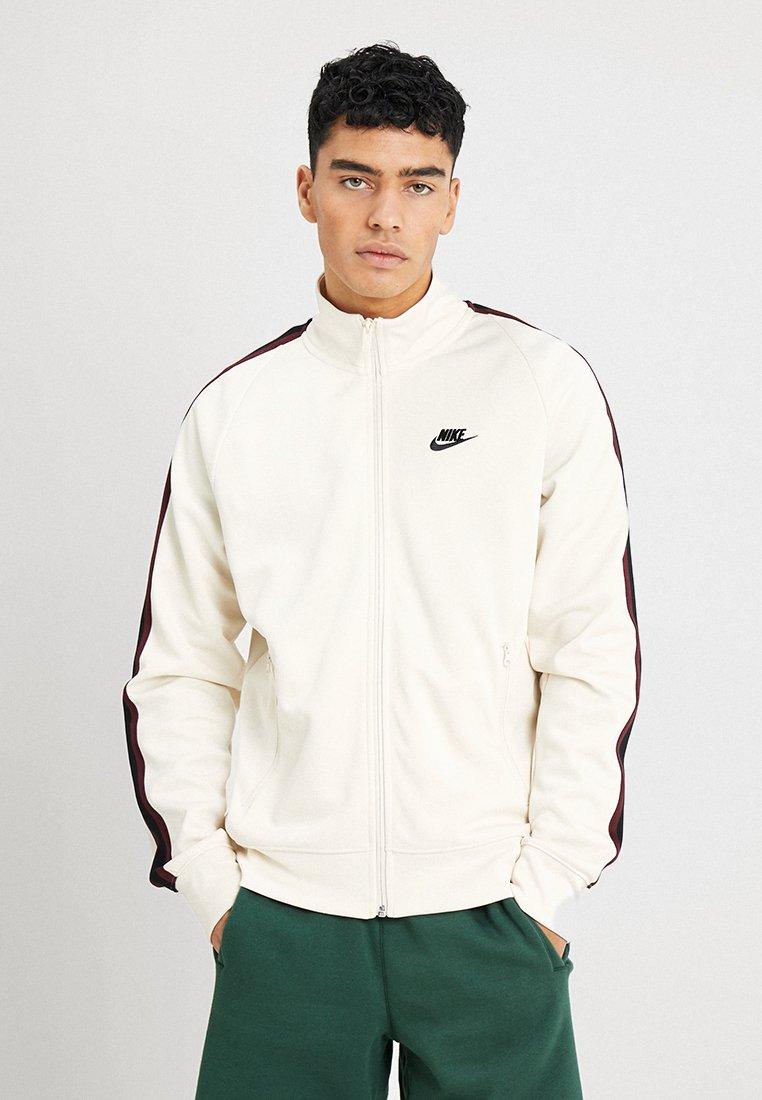 Nike Sportswear - TRIBUTE - Træningsjakker - light cream