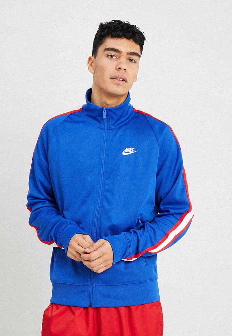 Nike Sportswear - TRIBUTE - Chaqueta de entrenamiento - game royal