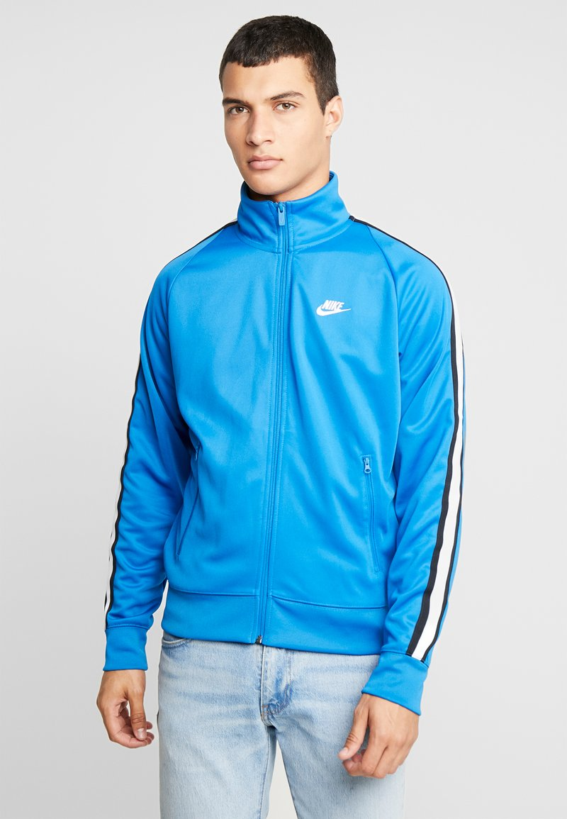 Nike Sportswear - TRIBUTE - Trainingsjacke - battle blue/white