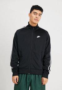 Nike Sportswear - TRIBUTE - Verryttelytakki - black - 0