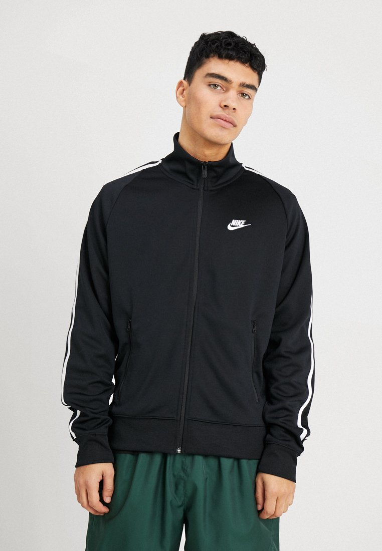 Nike Sportswear - TRIBUTE - Training jacket - black