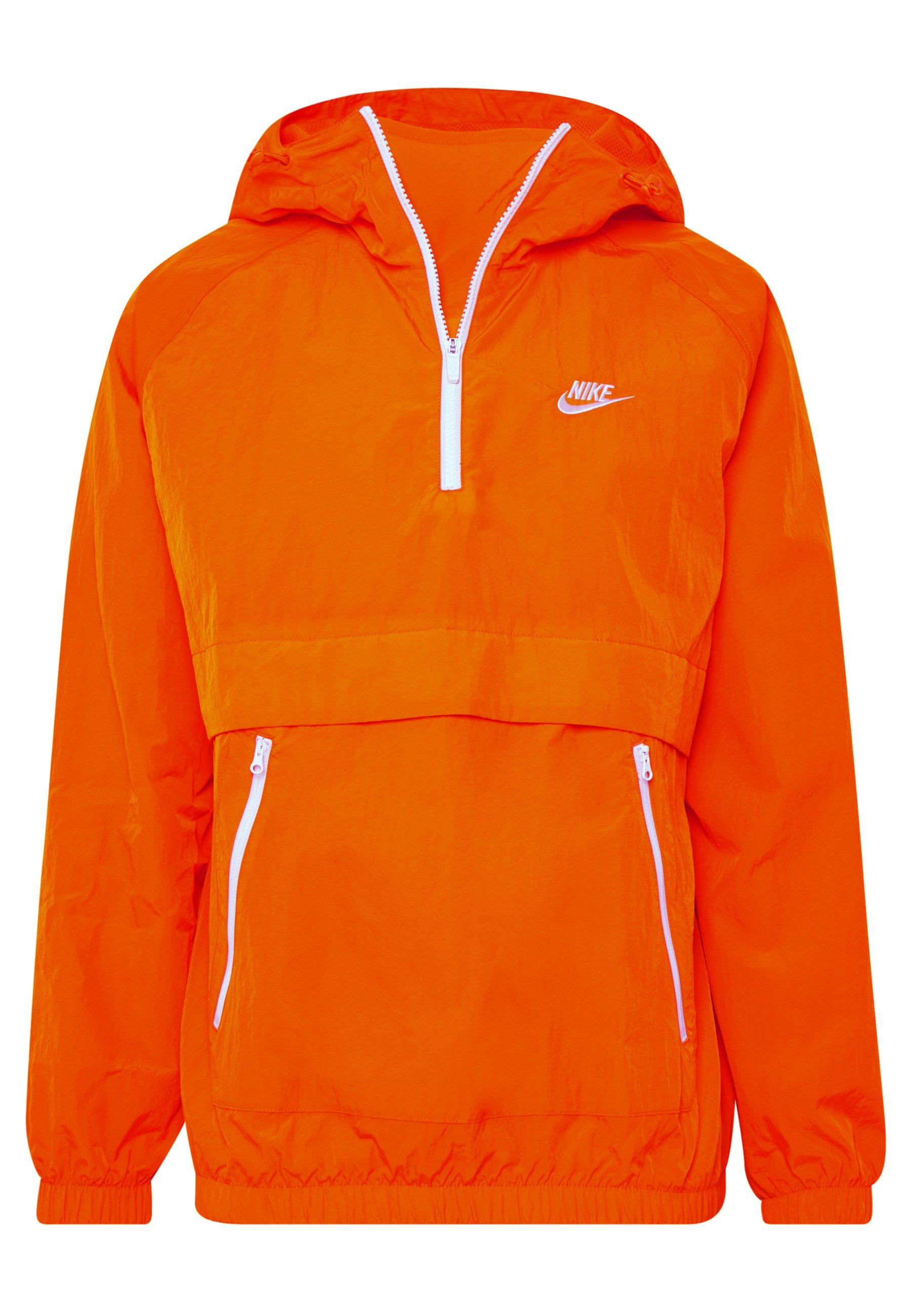 Superbe veste survêtement NIKE homme taille S orange vif