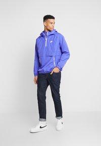Nike Sportswear - Wiatrówka - persian violet/white - 1