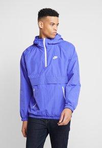 Nike Sportswear - Wiatrówka - persian violet/white - 0