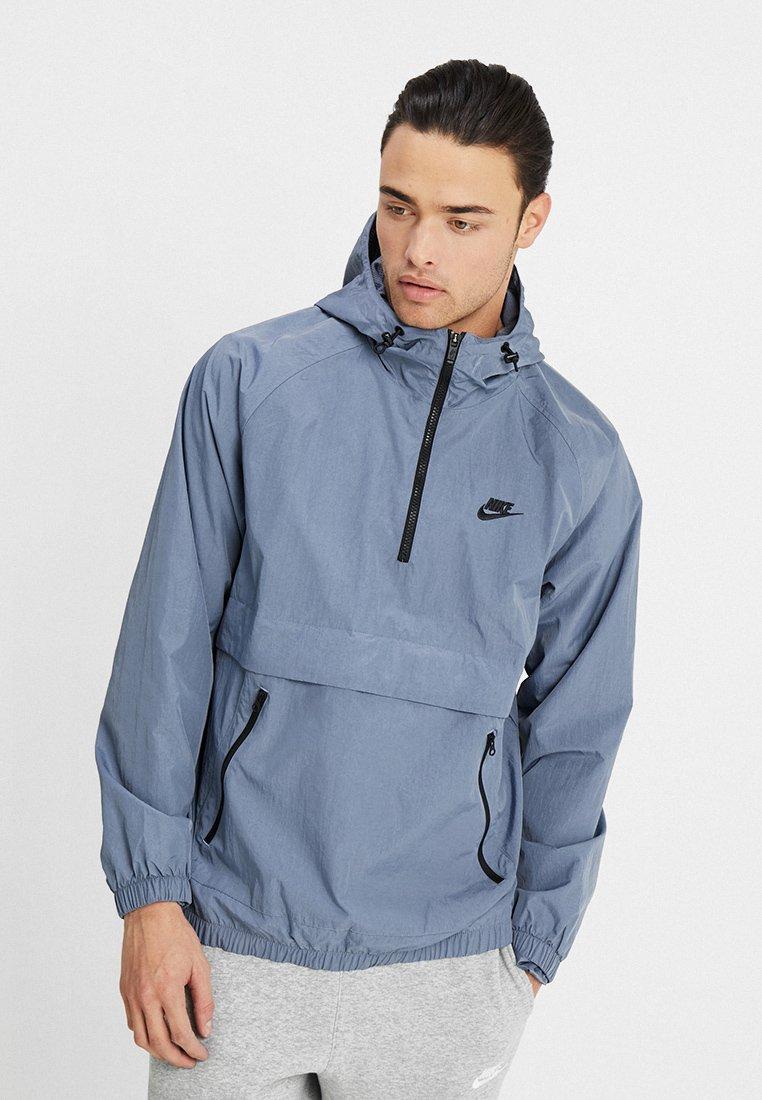 Nike Sportswear - Cortaviento - armory blue/black