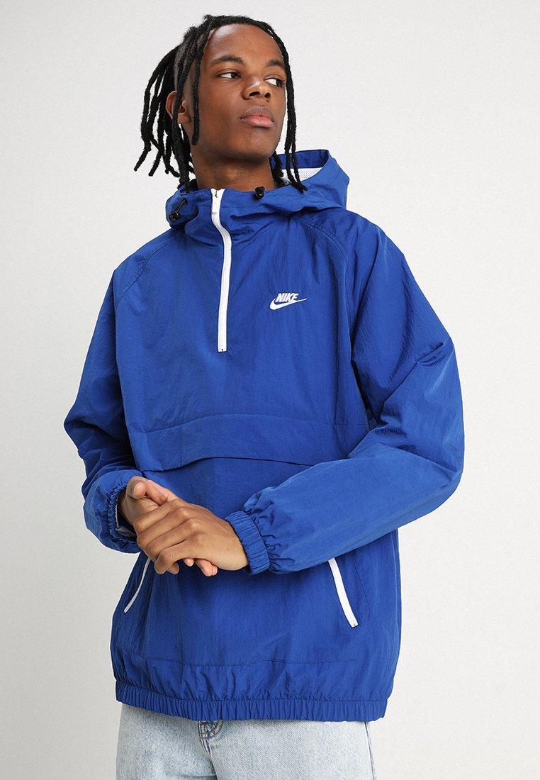 Nike Sportswear - Windbreaker - indigo force/white