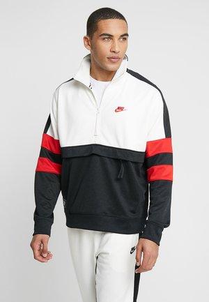 AIR - Sweatshirt - sail/black/university red