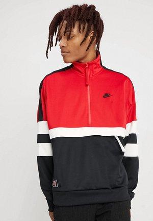 AIR - Sweatshirt - university red/black/sail