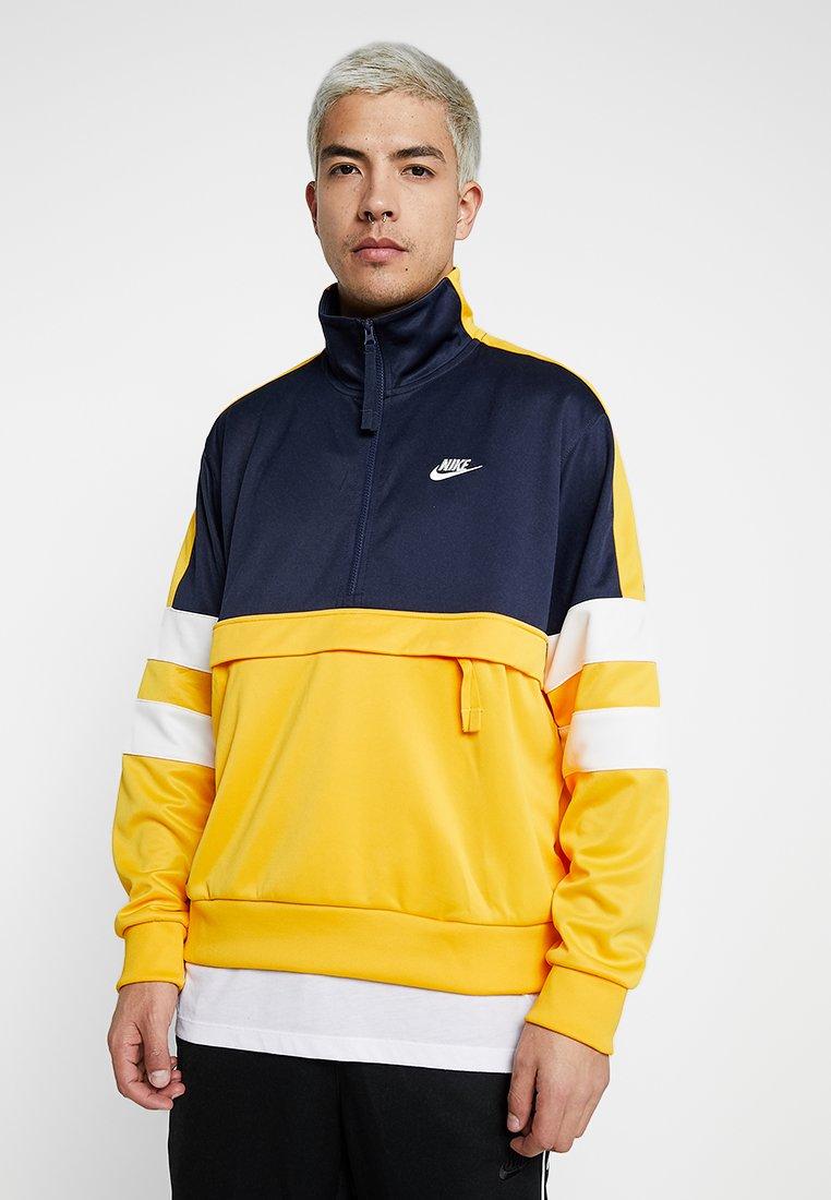 Nike Sportswear - AIR - Sweatshirt - obsidian/university gold/sail