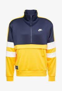 Nike Sportswear - AIR - Sweatshirt - obsidian/university gold/sail - 5