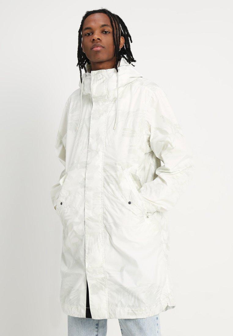 Nike Sportswear - Parka - white/light bone