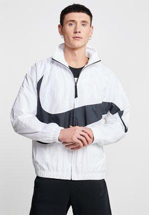 Trainingsvest - white/black/white
