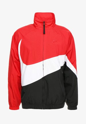 Verryttelytakki - university red/white/black