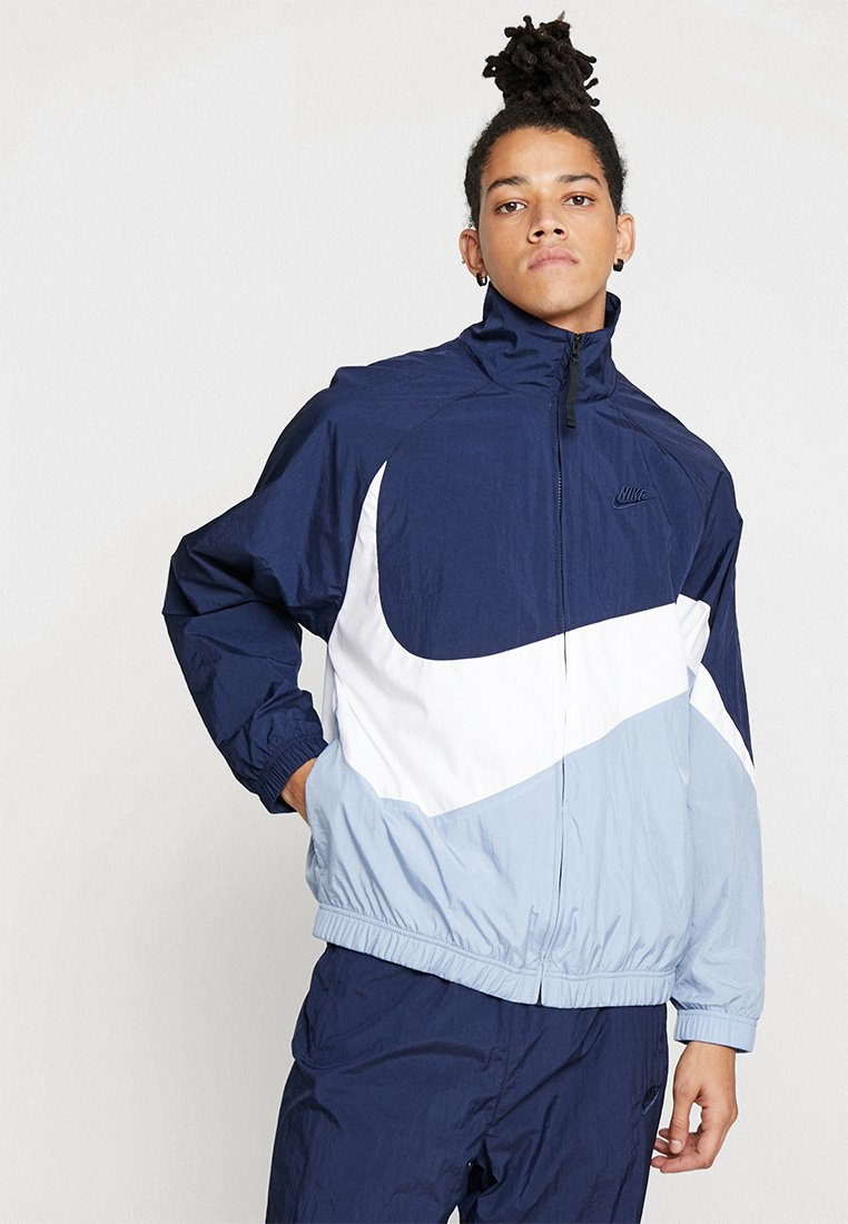 Nike Sportswear - Trainingsvest - obsidian/white/indigo fog