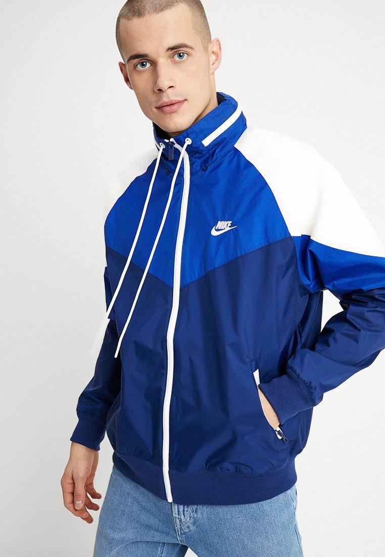 Nike Sportswear - Windbreaker - blue void/indigo force/white