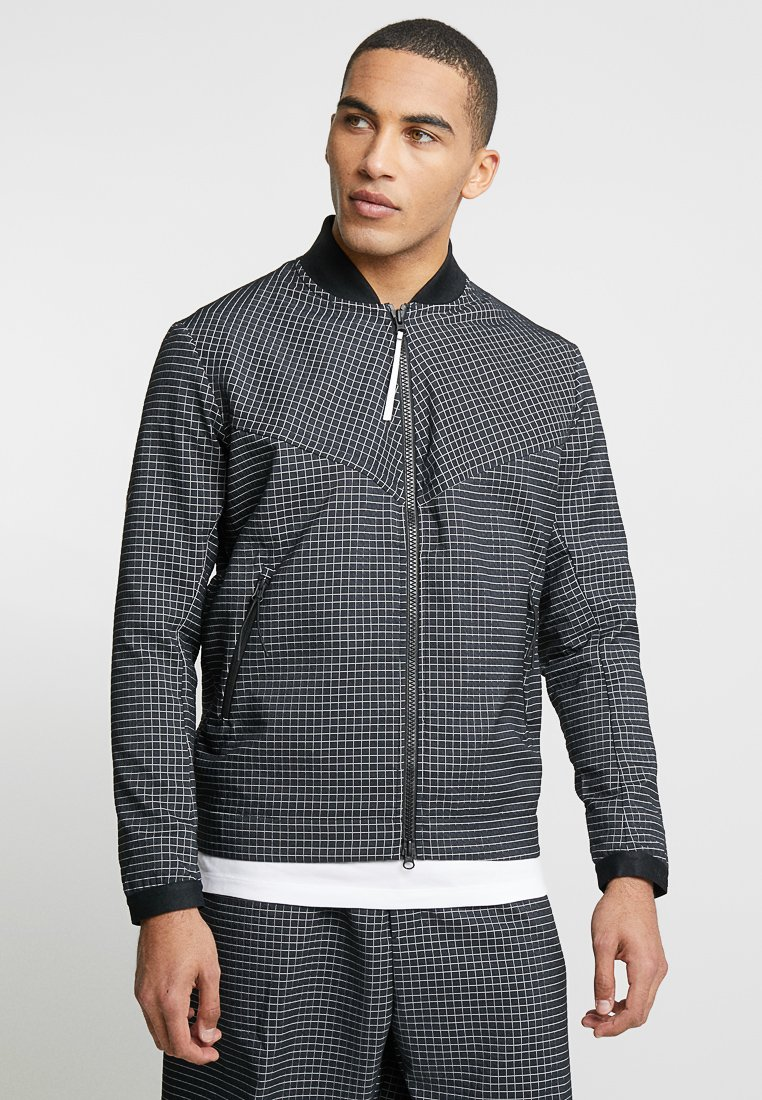 Nike Sportswear - Bomber Jacket - black/summit white