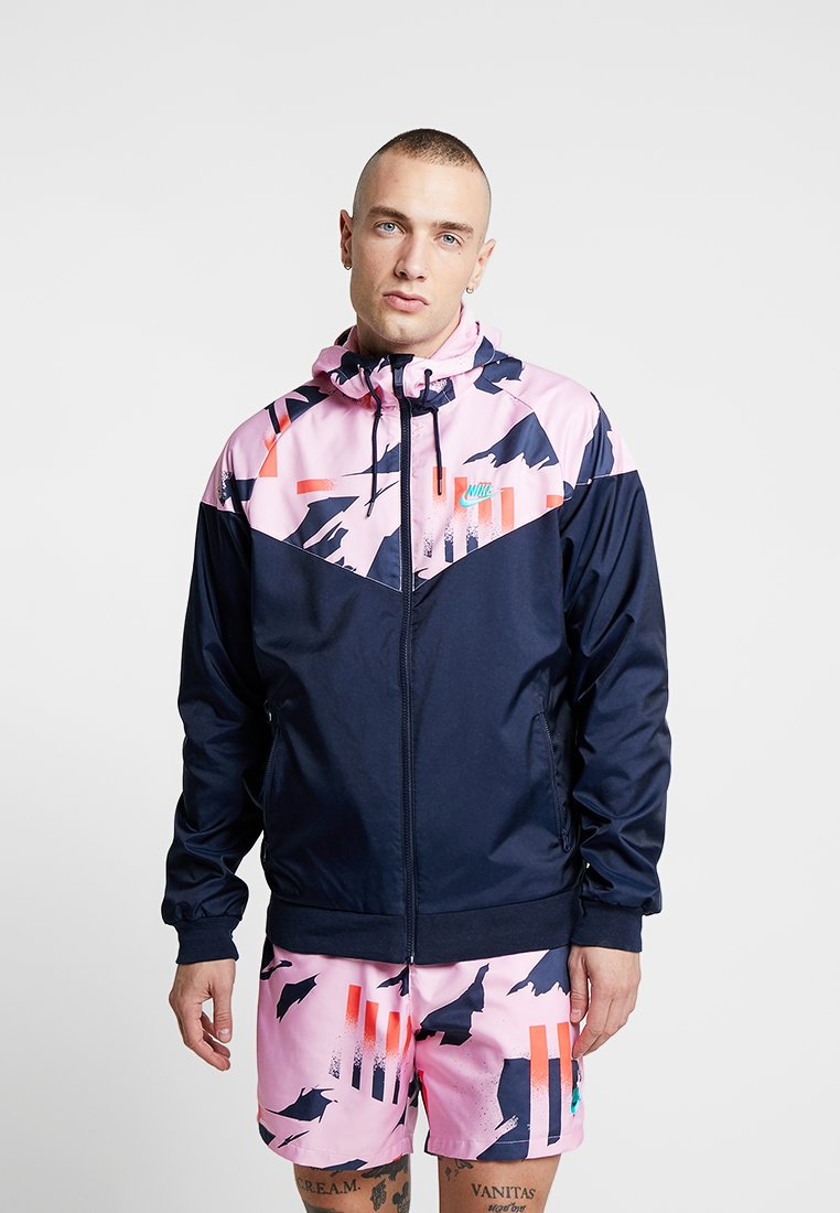 Nike Sportswear - FESTIVAL - Summer jacket - obsidian