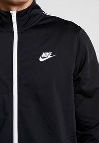 Nike Sportswear - SUIT BASIC - Survêtement - black/white - 7