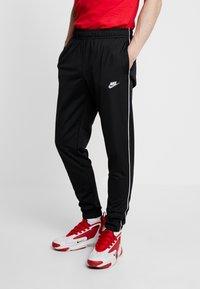Nike Sportswear - SUIT BASIC - Survêtement - black/white - 3