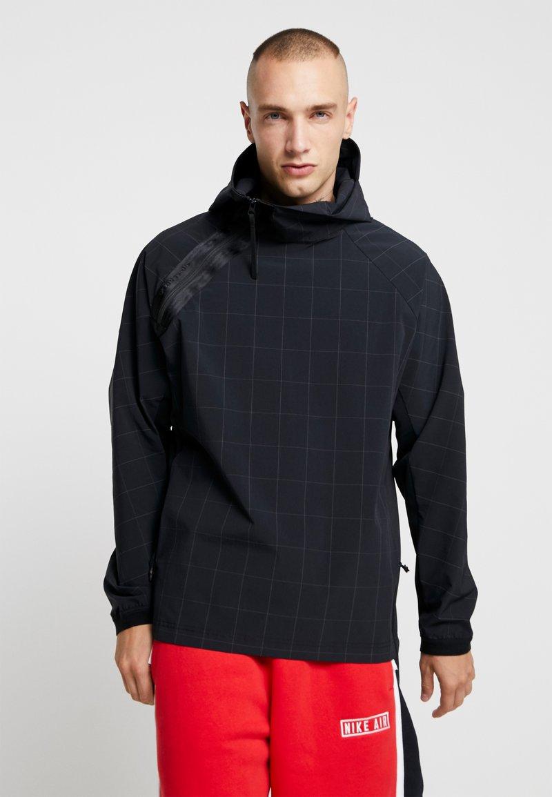 Nike Sportswear - Windbreaker - black/white/black