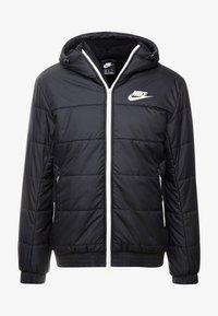 Nike Sportswear - Chaqueta de entretiempo - black/black/black - 4