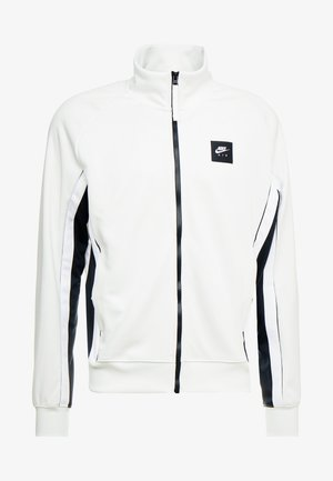 AIR JACKET - Verryttelytakki - summit white/black