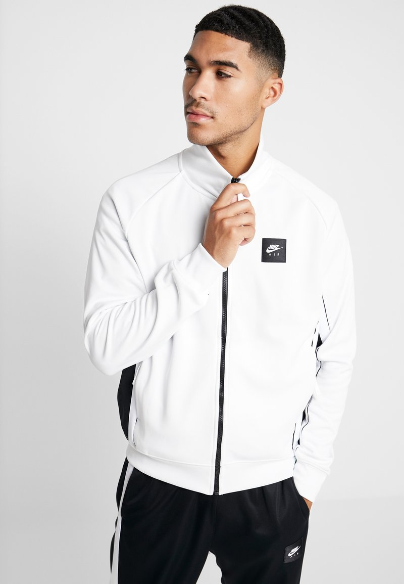 Nike Sportswear - AIR JACKET - Chaqueta de entrenamiento - summit white/black