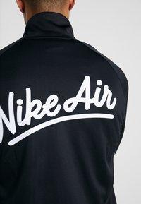 Nike Sportswear - AIR JACKET - Trainingsvest - black/white - 5