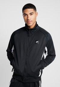 Nike Sportswear - AIR JACKET - Veste de survêtement - black/white - 2