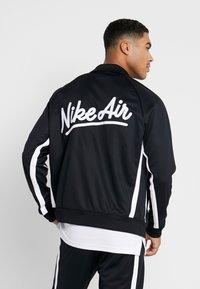 Nike Sportswear - AIR JACKET - Veste de survêtement - black/white - 0
