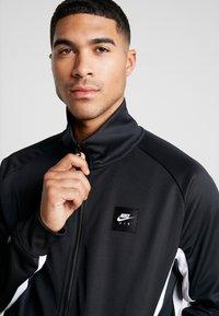 Nike Sportswear - AIR JACKET - Veste de survêtement - black/white - 3