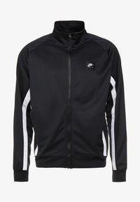 Nike Sportswear - AIR JACKET - Veste de survêtement - black/white - 4