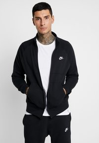 Nike Sportswear - SUIT - Trainingsanzug - black/white - 0