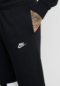 Nike Sportswear - SUIT - Trainingsanzug - black/white - 8