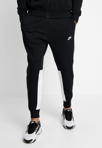 Nike Sportswear - SUIT - Trainingsanzug - black/white - 3