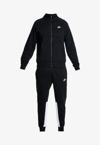 Nike Sportswear - SUIT - Trainingsanzug - black/white - 7
