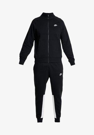 SUIT - Tracksuit - black/white