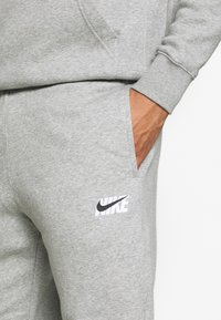 Nike Sportswear - TRACK SUIT - Träningsset - dark grey heather - 7