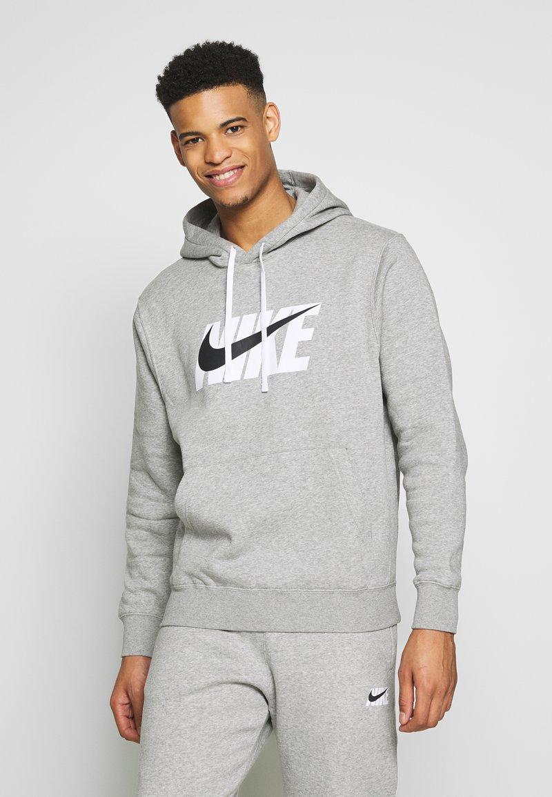Nike Sportswear - TRACK SUIT - Träningsset - dark grey heather