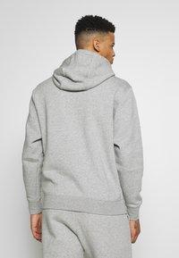 Nike Sportswear - TRACK SUIT - Träningsset - dark grey heather - 2