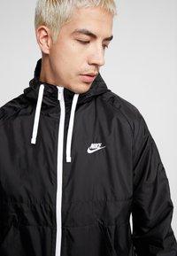 Nike Sportswear - SUIT  - Tracksuit - black - 8