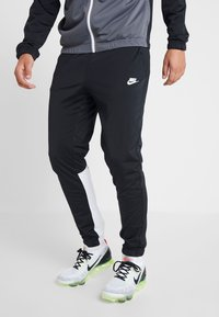 Nike Sportswear - SUIT - Dres - black/dark grey/white - 3