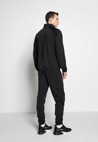 Nike Sportswear - SUIT - Tepláková souprava - black/white - 2