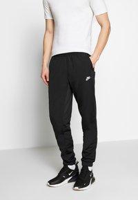 Nike Sportswear - SUIT - Tepláková souprava - black/white - 5