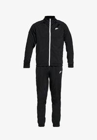 Nike Sportswear - SUIT - Tepláková souprava - black/white - 6