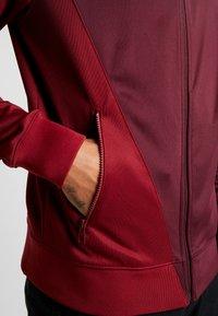 Nike Sportswear - Training jacket - night maroon/team red/white - 3